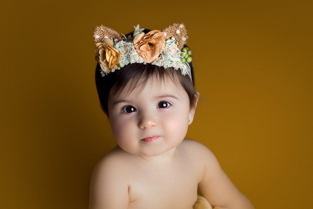Sesión de Bebé Thalia